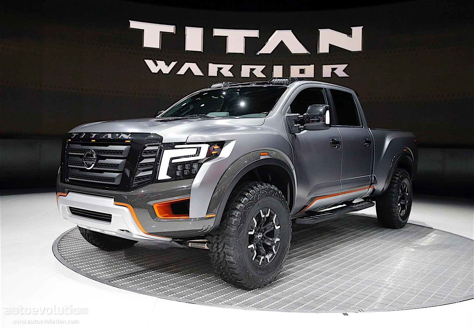 Nissan Titan Warrior Concept Debuts In Detroit With Loads Auto Electrical Wiring Diagram