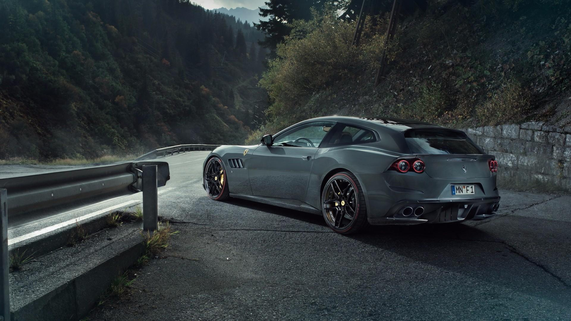 Elon Musk Car In Spac Wallpaper Ferrari F12 Goes Body Building Liberty Walk Kit Rendered