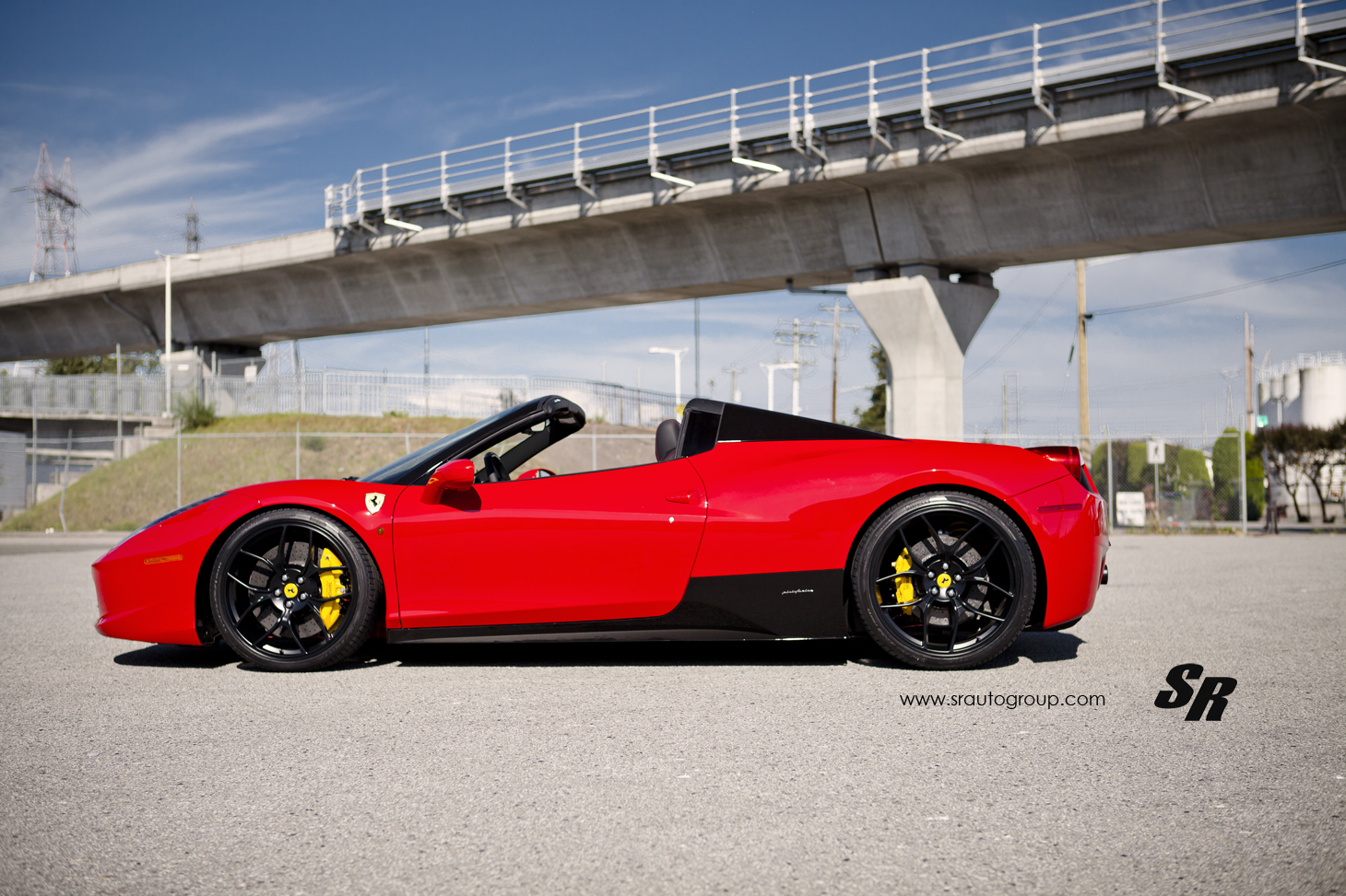 Ferrari F12 Hd Wallpapers Novitec Rosso Ferrari 458 Spider Released By Sr Auto