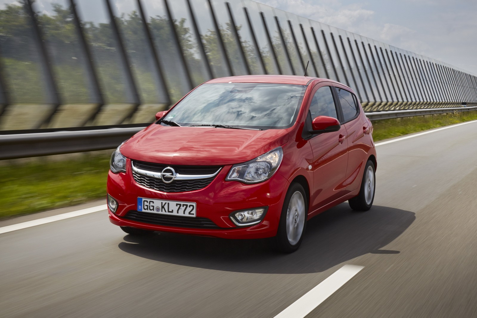 Opel Karl Opel Karl Gets Onstar And Intellilink Technology Android