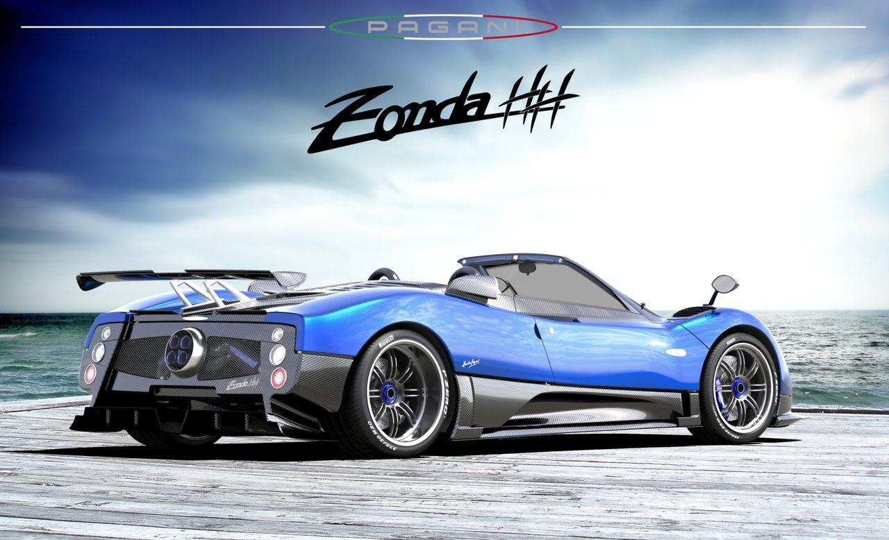 Motorcycle Car Wallpaper Pagani Zonda Hh Owner Revealed Autoevolution