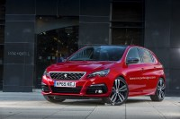 2016 Opel Astra K Sedan Rendered: Lighter and More Stylish ...