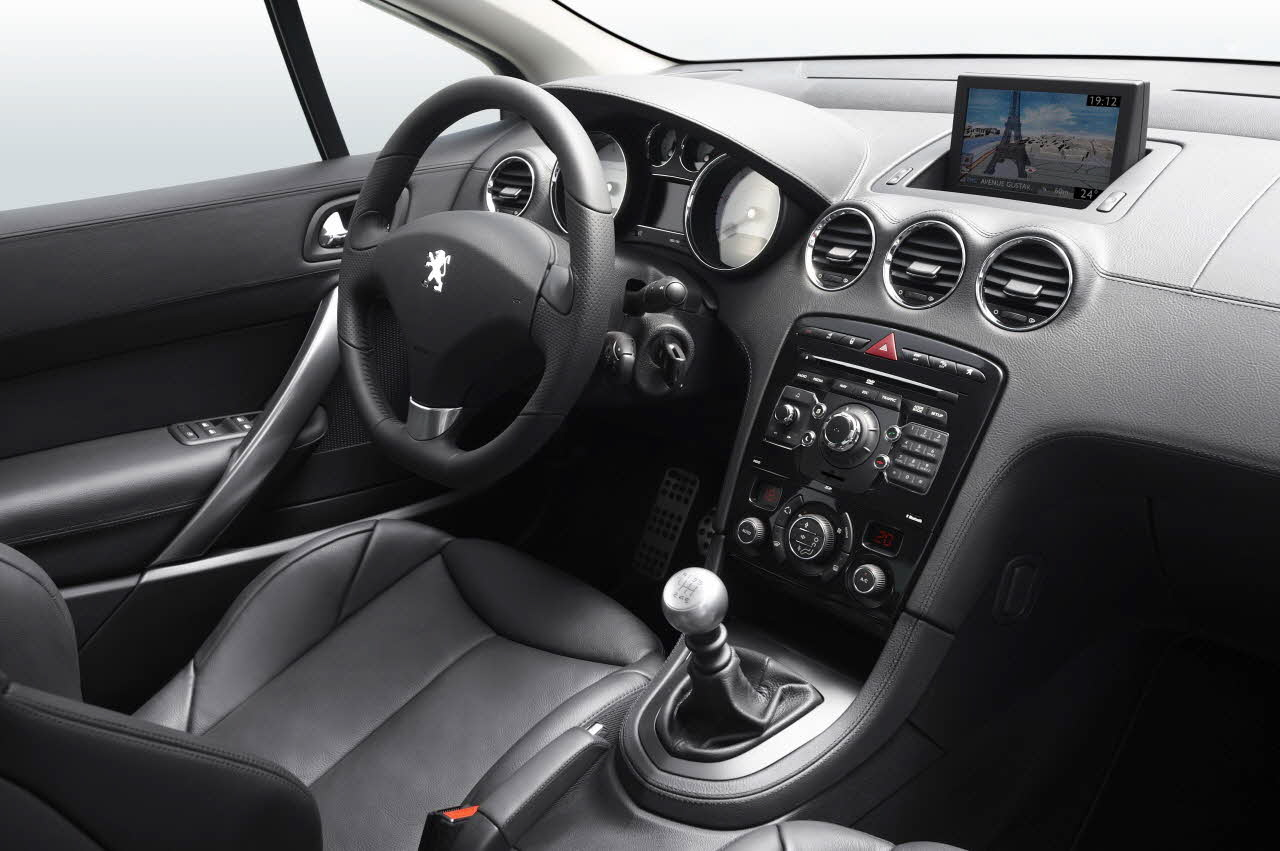 Peugeot 308 Sw Interieur Peugeot 308 Cc Gt100 Confirmed And Detailed Autoevolution