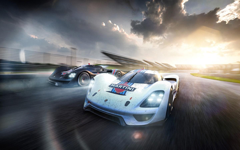 800x480 Car Wallpapers Porsche 908 04 Vision Gran Turismo Is A 918 Spyder