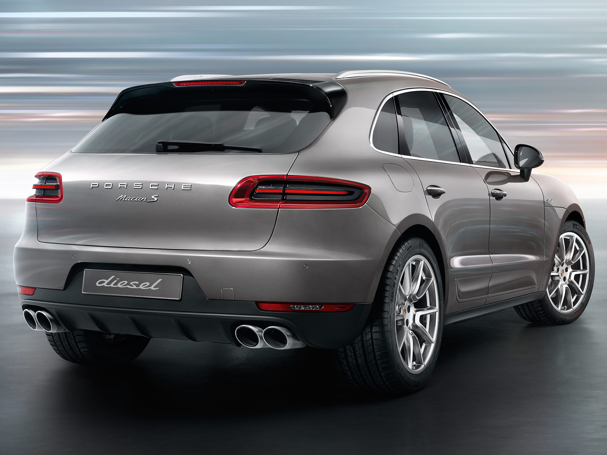 Hybrid Car Lineup Wallpaper 2018 Porsche Macan V6 Diesel Model Coming To America In 2015