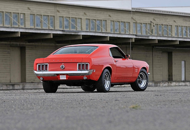 Steve Mcqueen Wallpaper Hd 1970 Ford Mustang Boss 429 Calypso Coral Up For Auction