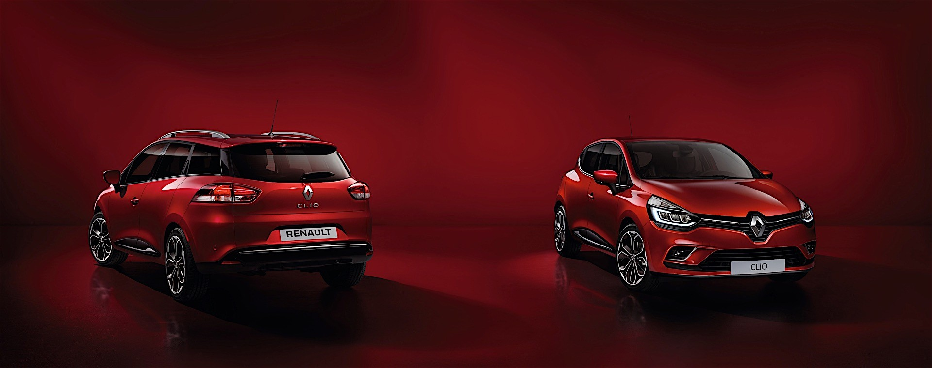 Elon Musk Car In Spac Wallpaper 2017 Renault Clio Facelift Revealed Will Be Launched At
