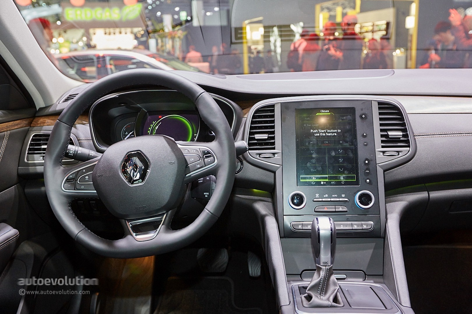 Car Interior Wallpaper Renault Talisman Is Living Proof French Can Do A Passat