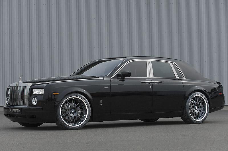 Modified Car Wallpaper Rolls Royce Phantom By Hamann Autoevolution