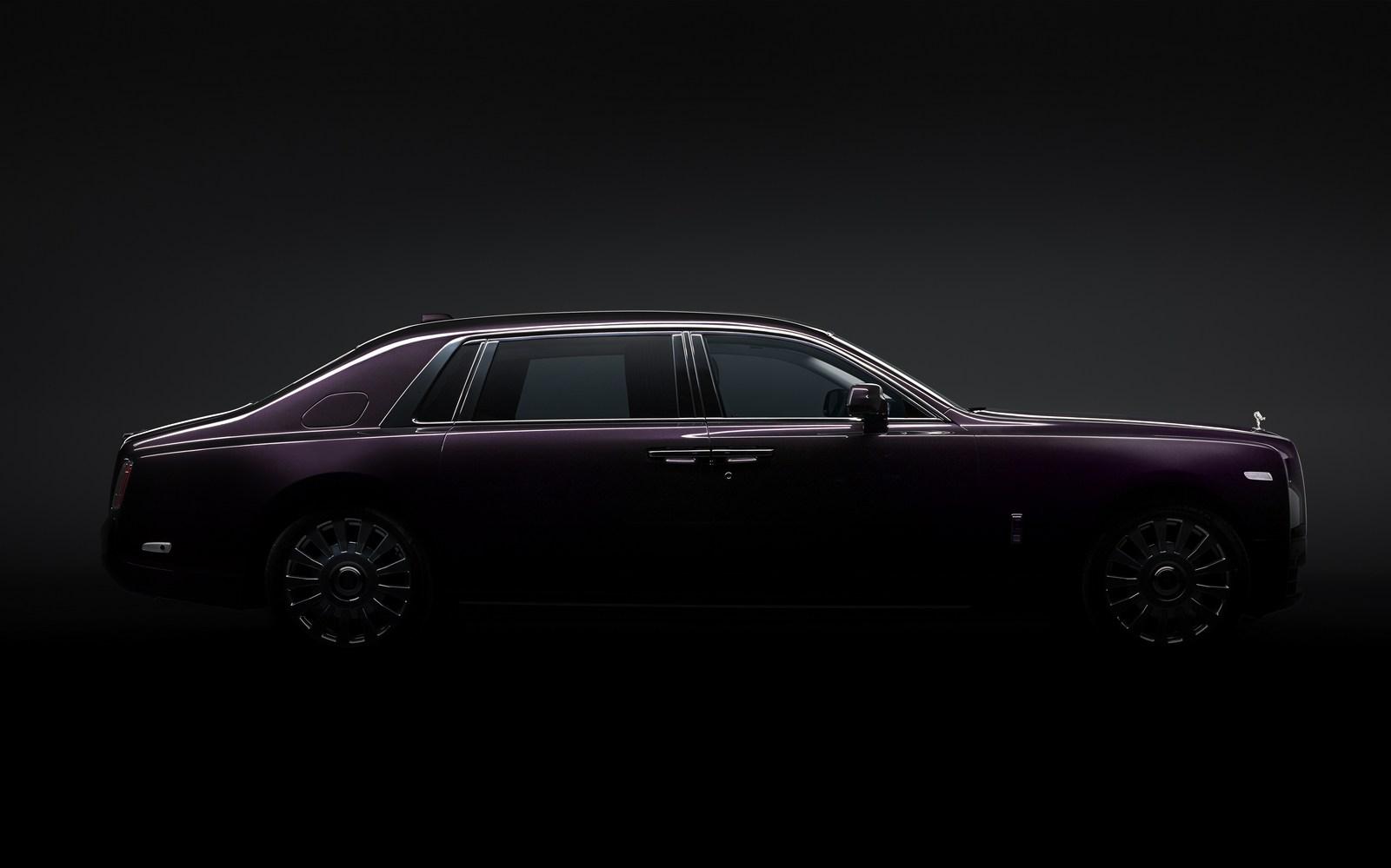 Phantom Car Wallpaper Rolls Royce Pickup Truck Rendering Is One Utilitarian
