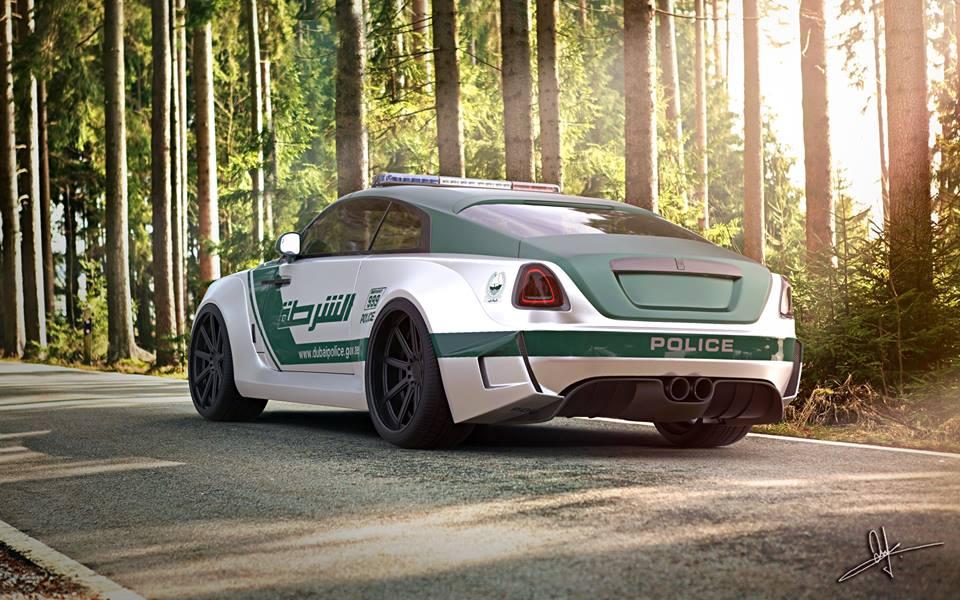 Dubai Police Car Wallpapers Dubai Police Officer Spotted In Bugatti Veyron Autoevolution