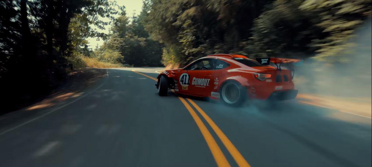 Gt86 Car Wallpaper Ryan Tuerck Crashes His Ferrari Powered Toyota Gt86 In