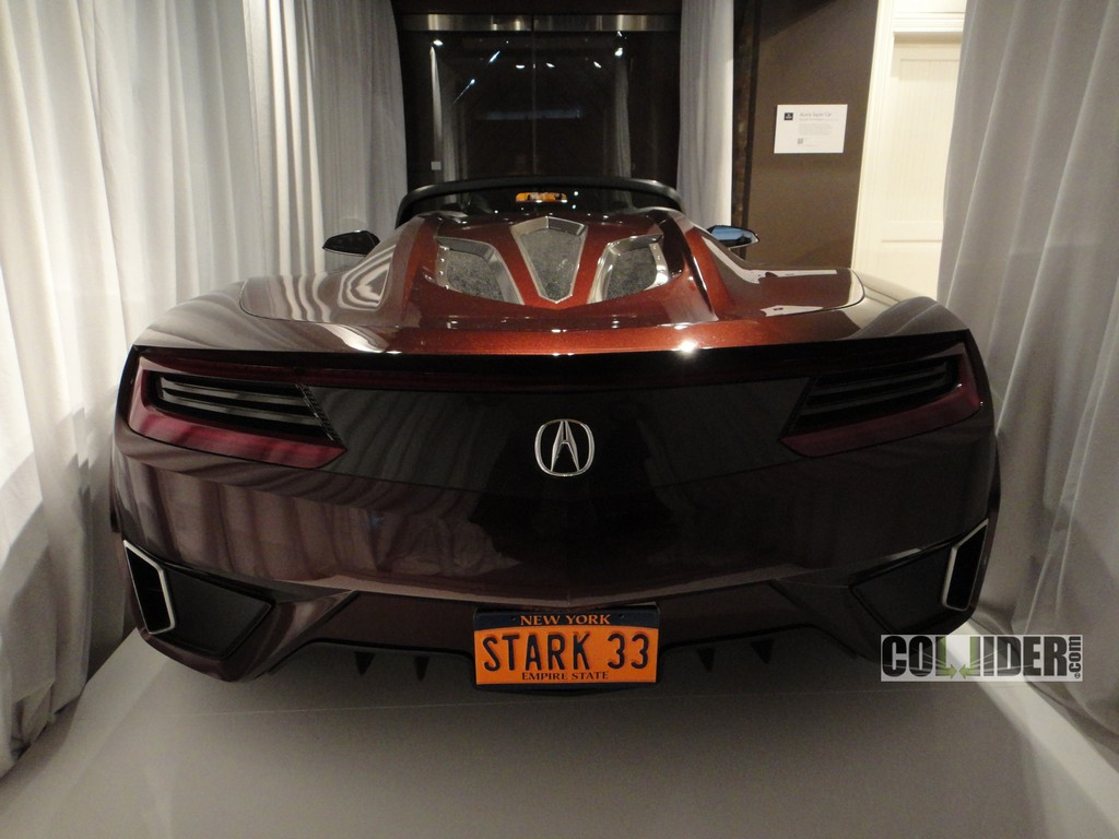 Audi Sports Car Wallpaper Scooped Tony Stark S 9 Million Acura Supercar From The