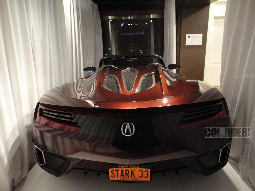 Audi Concept Car Wallpaper Scooped Tony Stark S 9 Million Acura Supercar From The