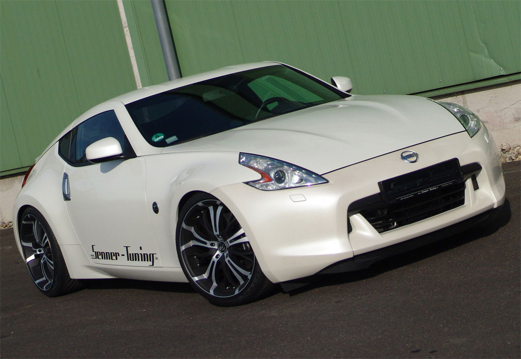 Car Engine Live Wallpaper Senner Tuning Reveals Nissan 370z Kit Autoevolution