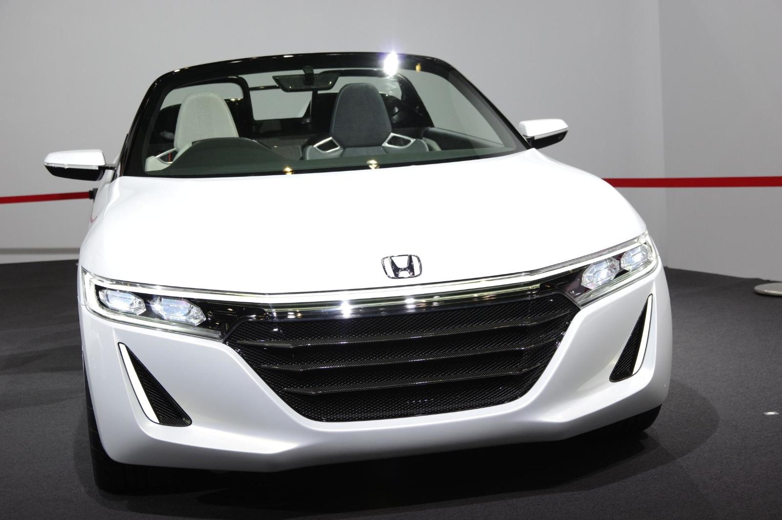 2013 Honda Civic Si Car Wallpaper Shrunken Nsx Honda S660 Kei Sportscar Coming In 2015