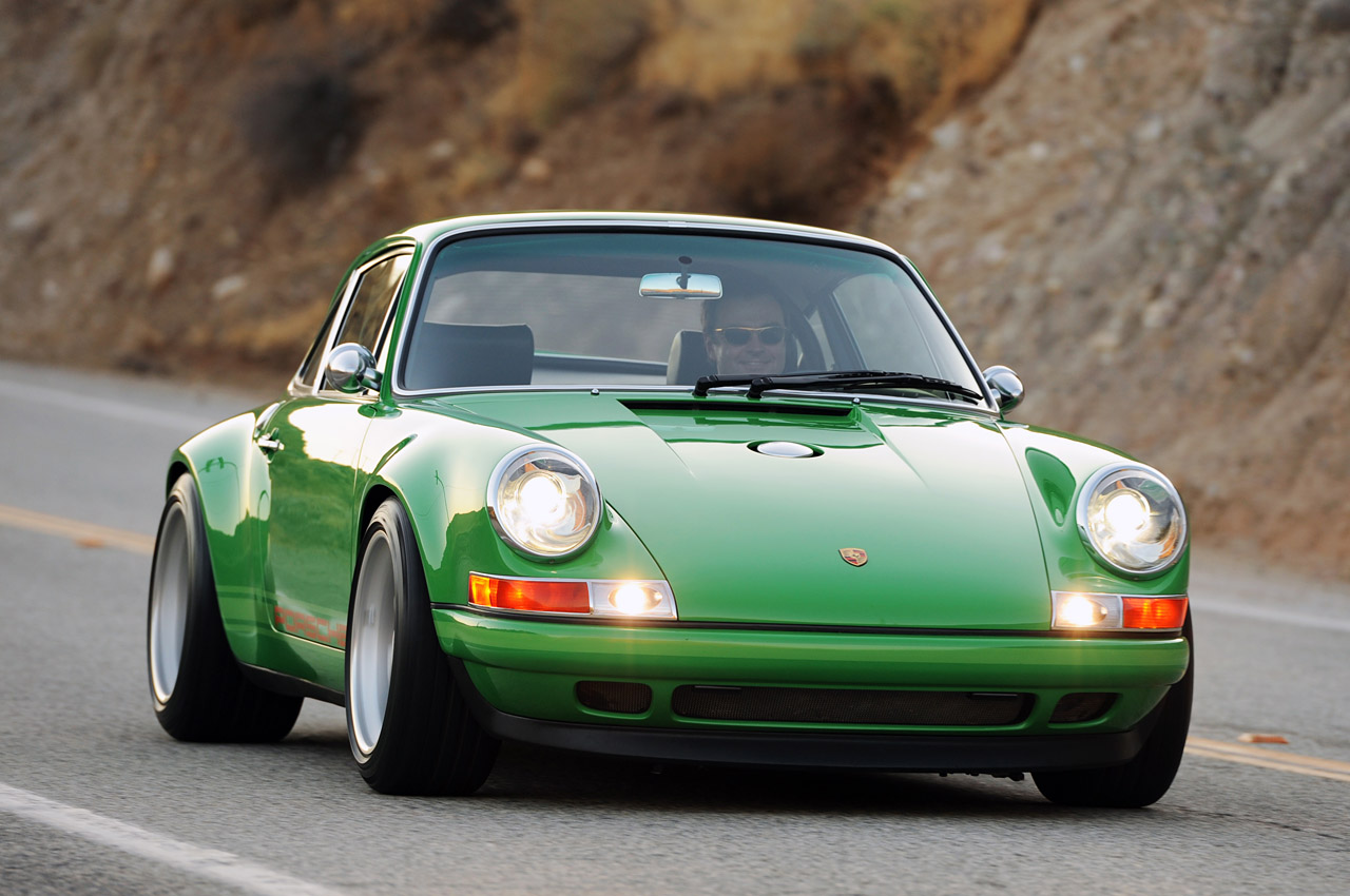 Nfs Carbon Cars Wallpaper Singer Mixes New Porsche 911 With Old One Autoevolution