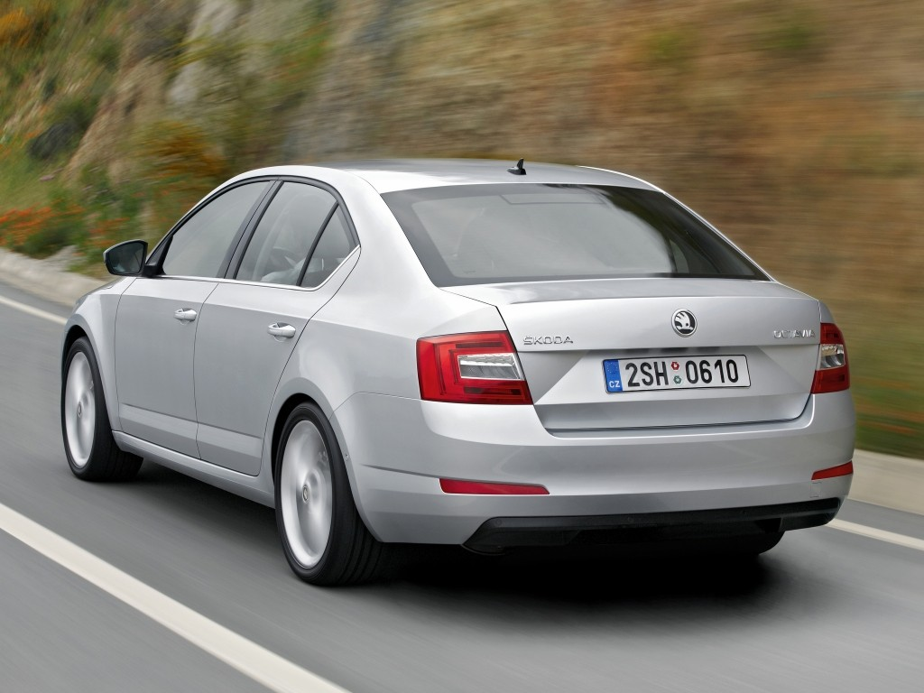 Skoda Octavia Greenline 3 Skoda Octavia Adds 1 Tsi With 115 Hp 3 Cylinder Engine