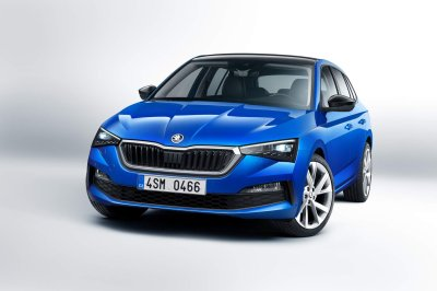 Skoda Scala Unveiled as Bold Understatement With Modern Compact Car Tech - autoevolution