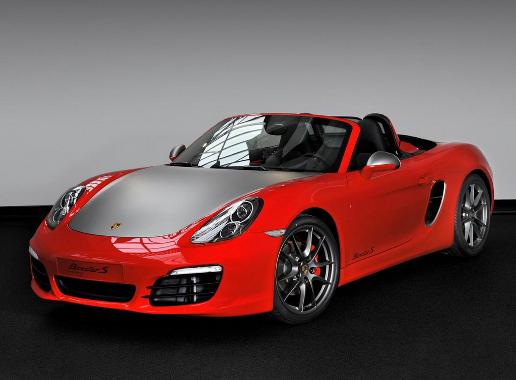 Motorcycle Car Wallpaper Special Porsche Boxster S Red 7 For Netherlands