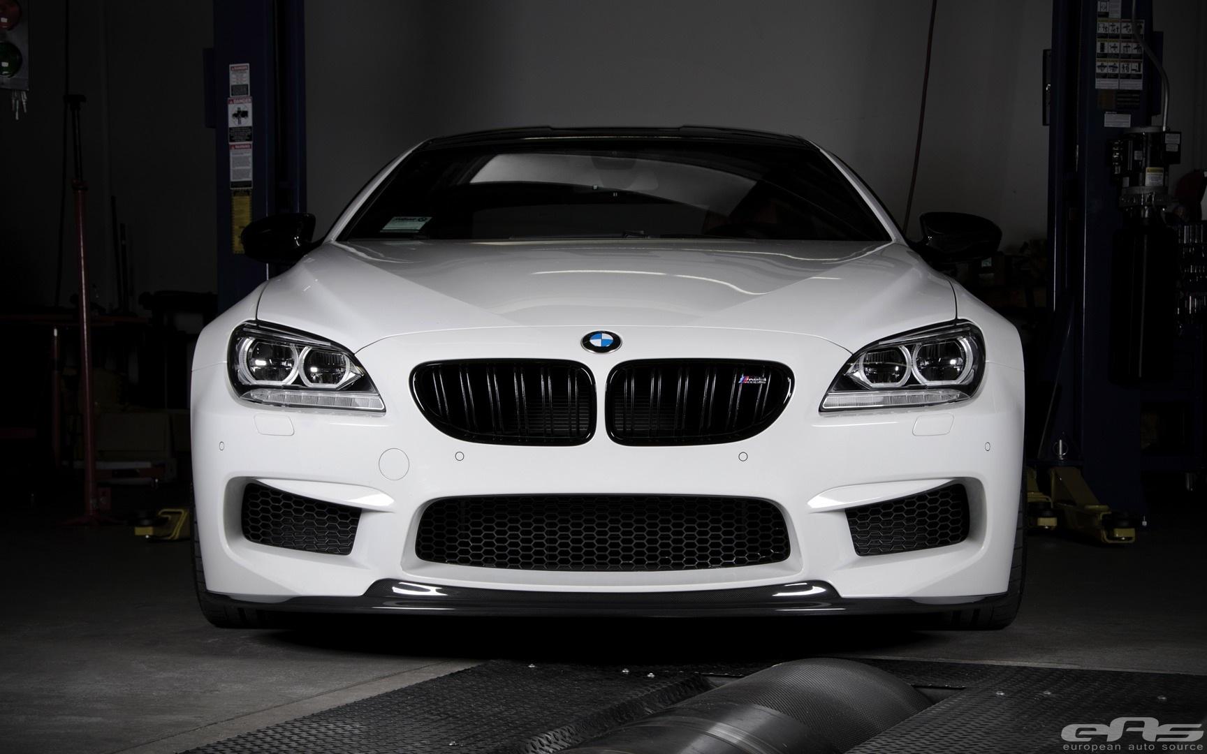 Photo Wallpaper Car Sound System Stunning Alpine White Bmw M6 Gran Coupe Gets Arkym Body