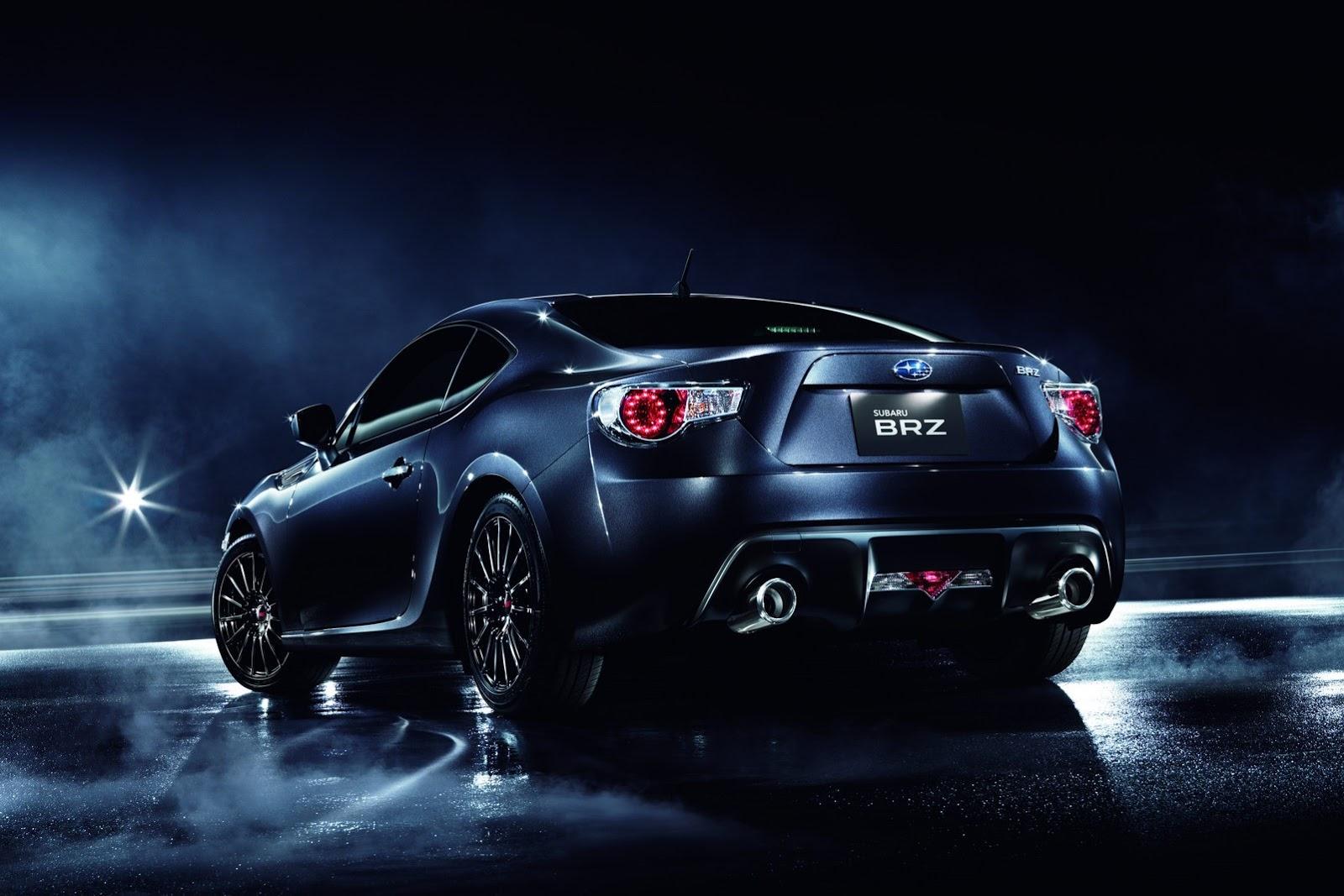 Remote Control Car Wallpaper Subaru Brz Premium Sport Package Revealed In Japan