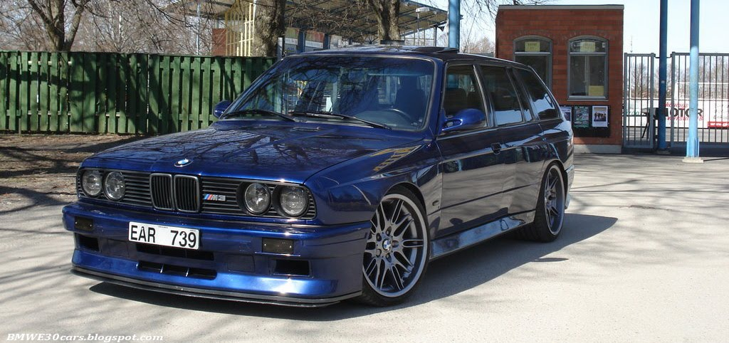 Off Road Cars Hd Wallpapers The Legend Is True Here S A 4 Door Bmw E30 M3 Autoevolution