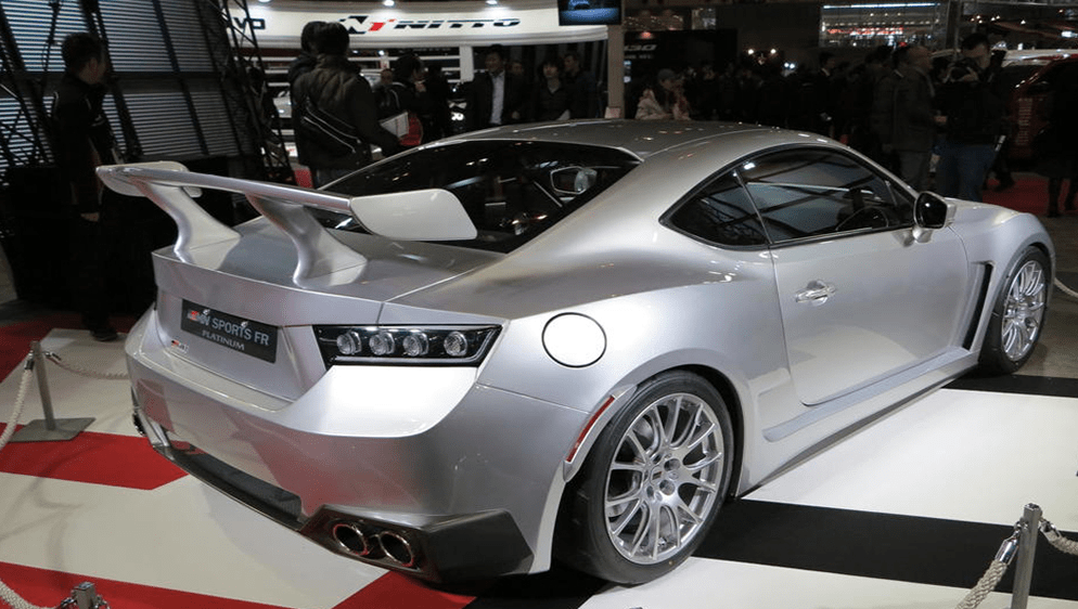 Fantasy Car Wallpapers Toyota Supra Inspired Gt 86 Is One Of The Top Concept Cars
