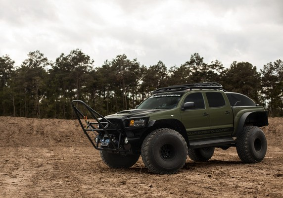 Fastest Car In The World Wallpaper 2015 Toyota Tacoma Polar Expedition Truck Goes Under The Hammer