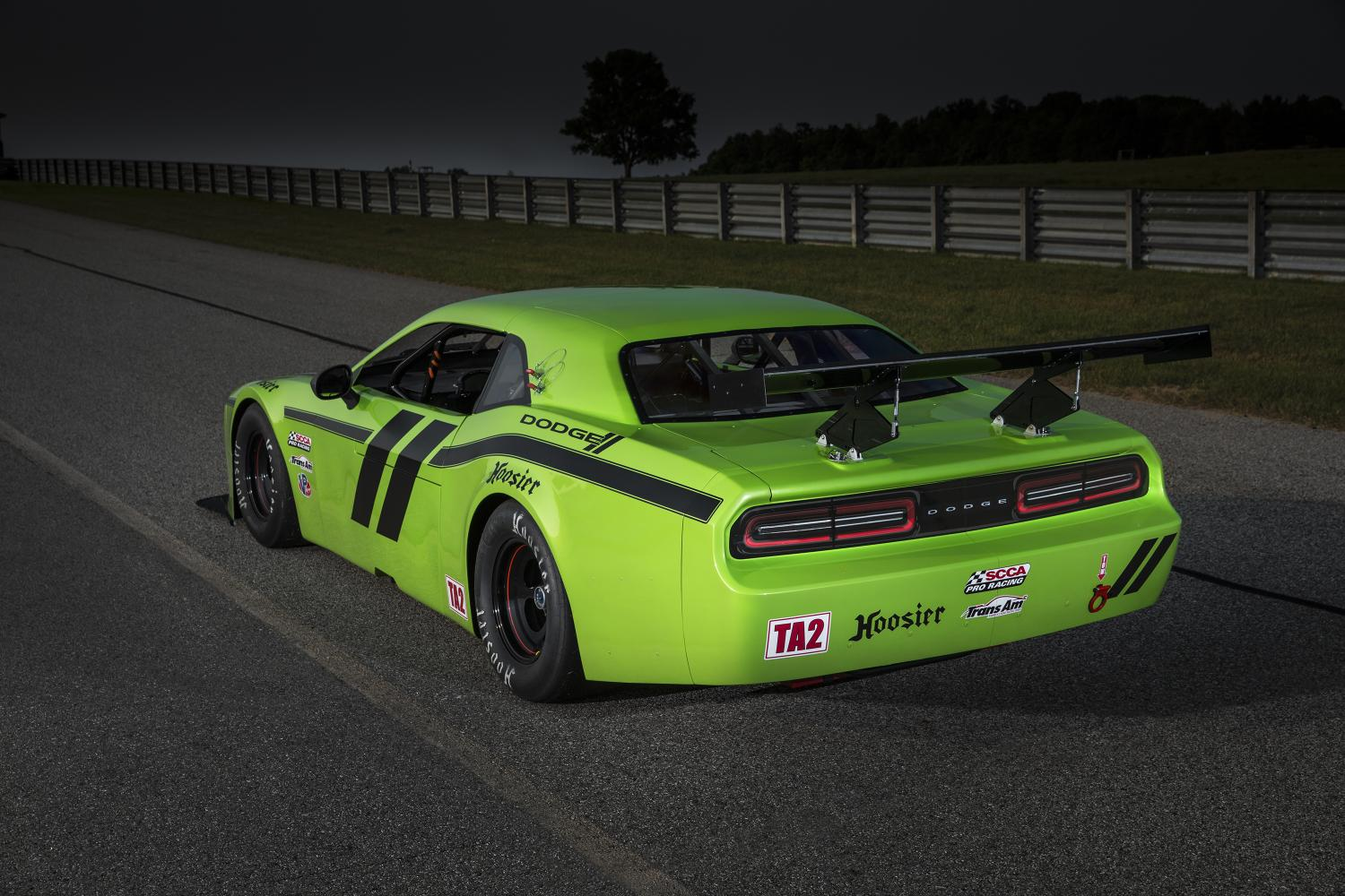 High Resolution Muscle Car Wallpapers Trans Am Dodge Challenger Srt Is A Lean Mean And Green