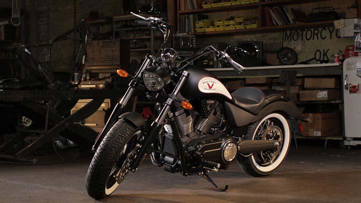 Car Throttle Wallpaper Victory Motorcycles 2013 High Ball Bobber Autoevolution