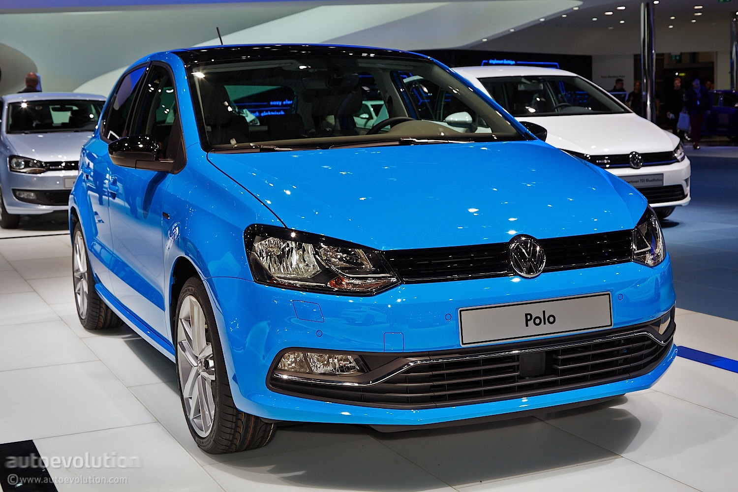 Brand New Vw Polo Volkswagen Polo Facelift Family Detailed In Geneva Live