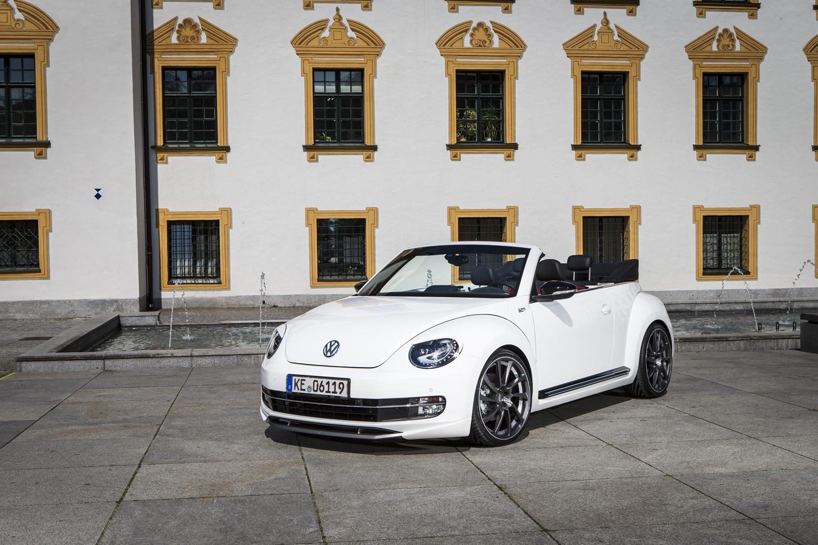 Retro Car Home Wallpaper Vw Beetle Cabrio Tuned To 260 Hp By Abt Autoevolution
