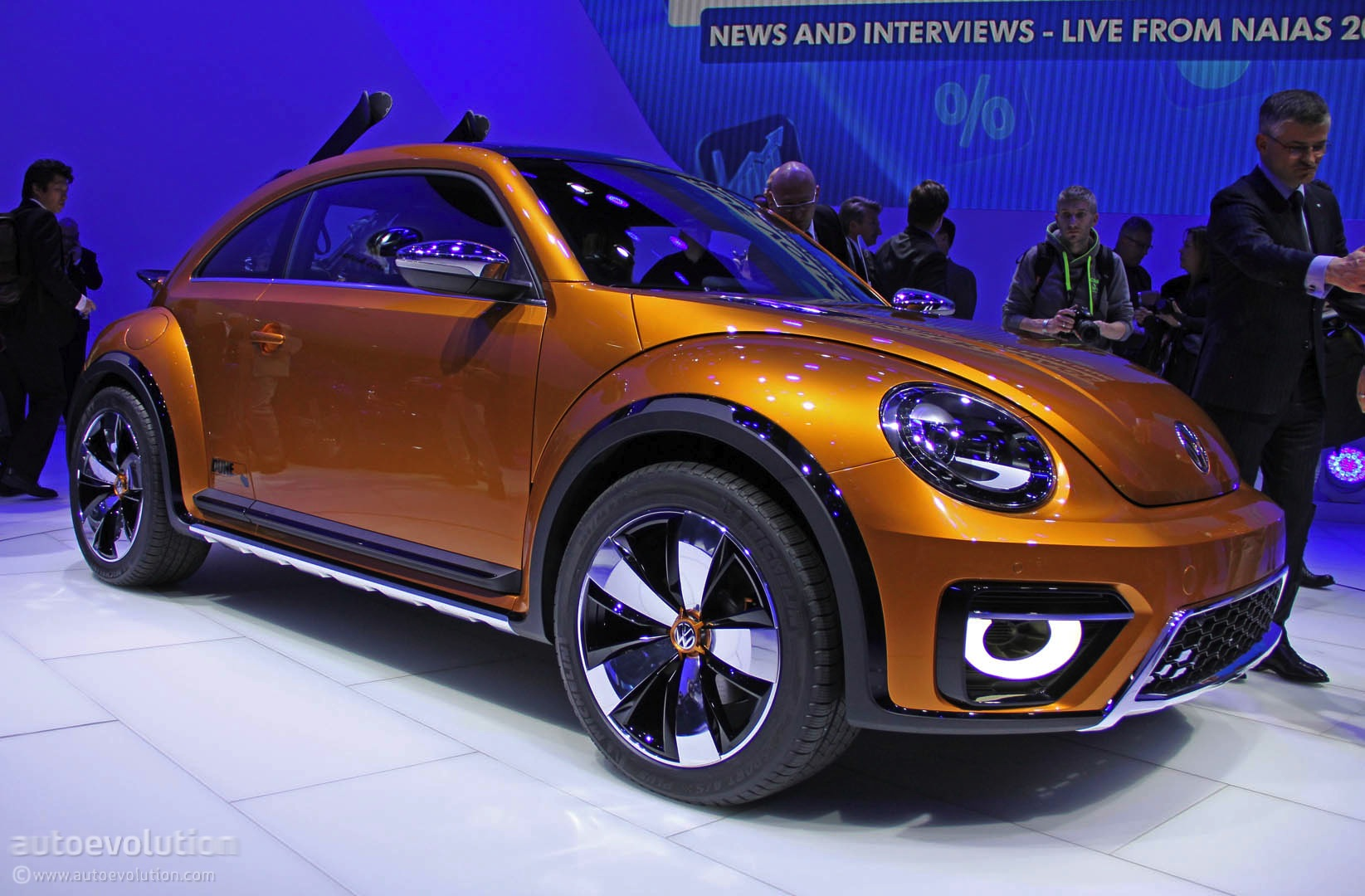 Buggy Mini Cooper Vw Beetle Dune Concept Is An Alltrack Bug Live Photos