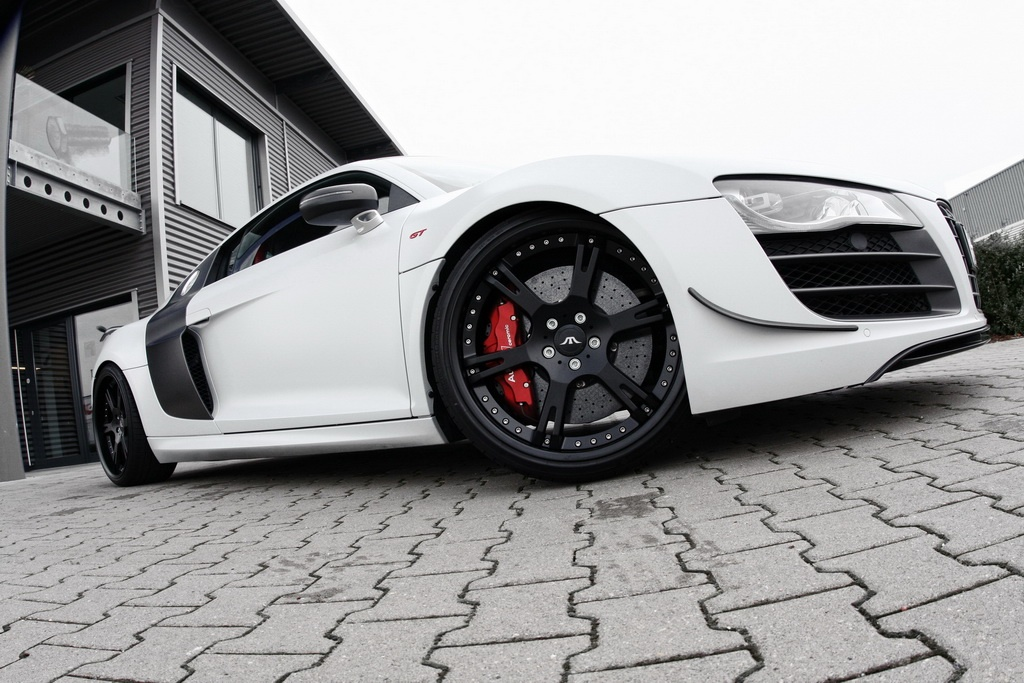 Super Fast Car Wallpaper 611hp Wheelsandmore Audi R8 Gt Supersport Edition Unveiled