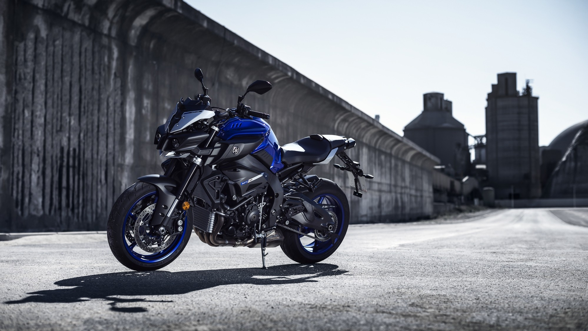 Aftermarket Car Yamaha Mt-10 Gets A Full List Of Accessories And Can