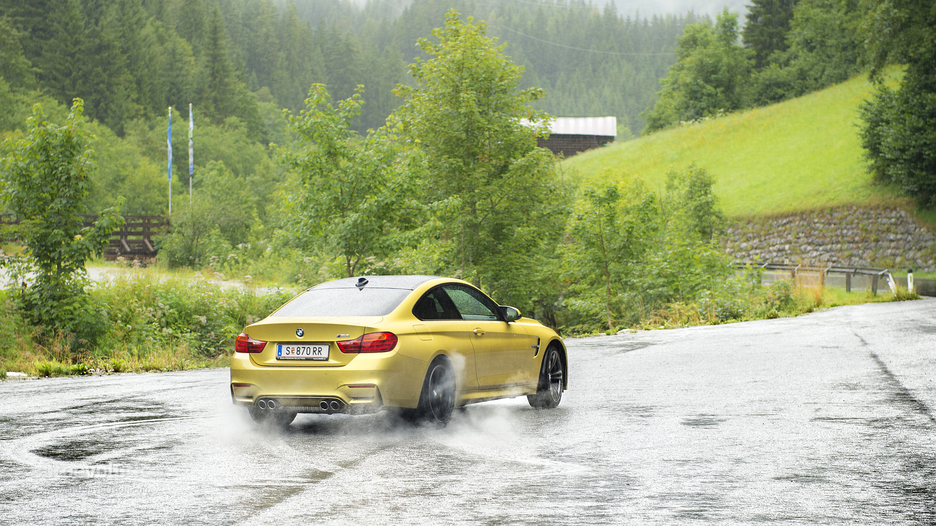 Bmw M5 Girl Wallpaper Go For A Lap Around Nurburgring Aboard A Bmw M4