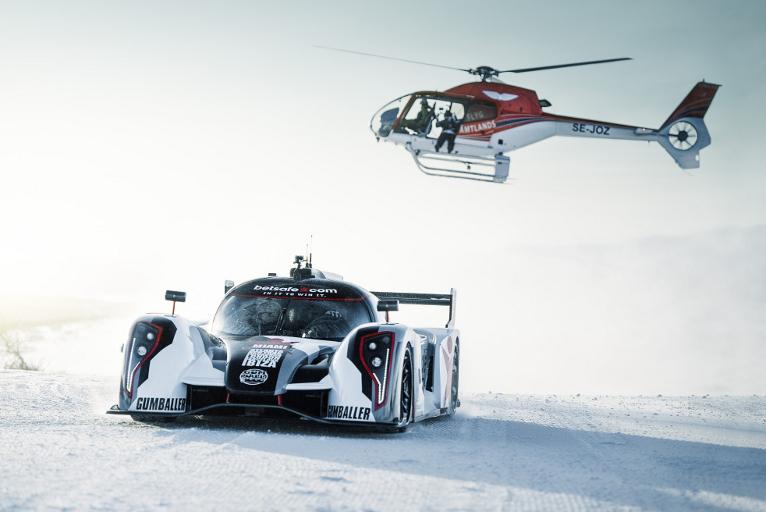 Cool Cars Drifting Wallpapers Hd Jon Olsson S 600 Hp Rebellion R2k Drifts Up A Ski Slope