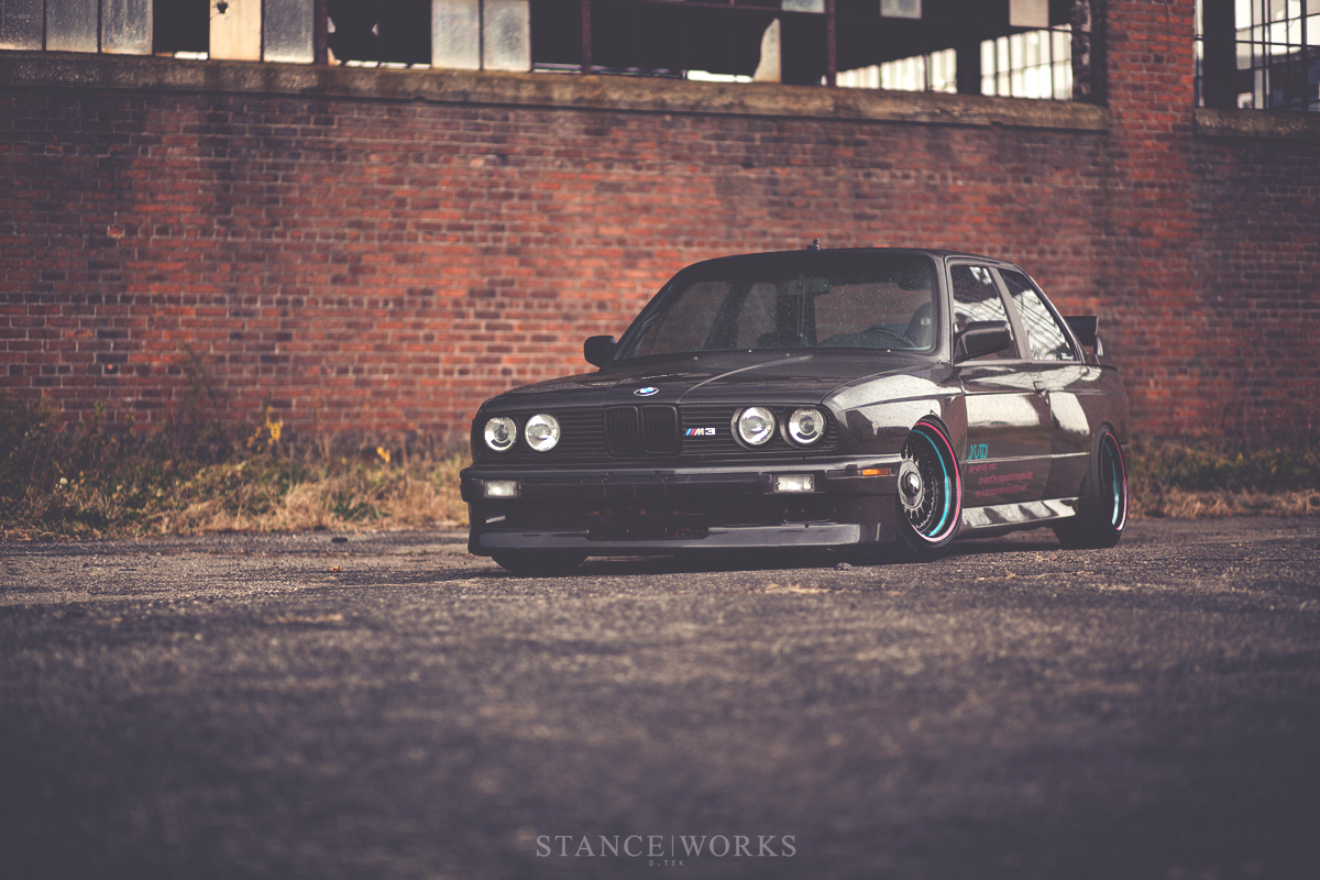 Car Display Wallpaper Vw Jsutai Bmw E30 M3 Is One Of A Kind Autoevolution