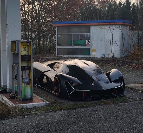Gta Car Wallpaper Sant Agata Bolognese Lamborghini Design Boss Takes Terzo