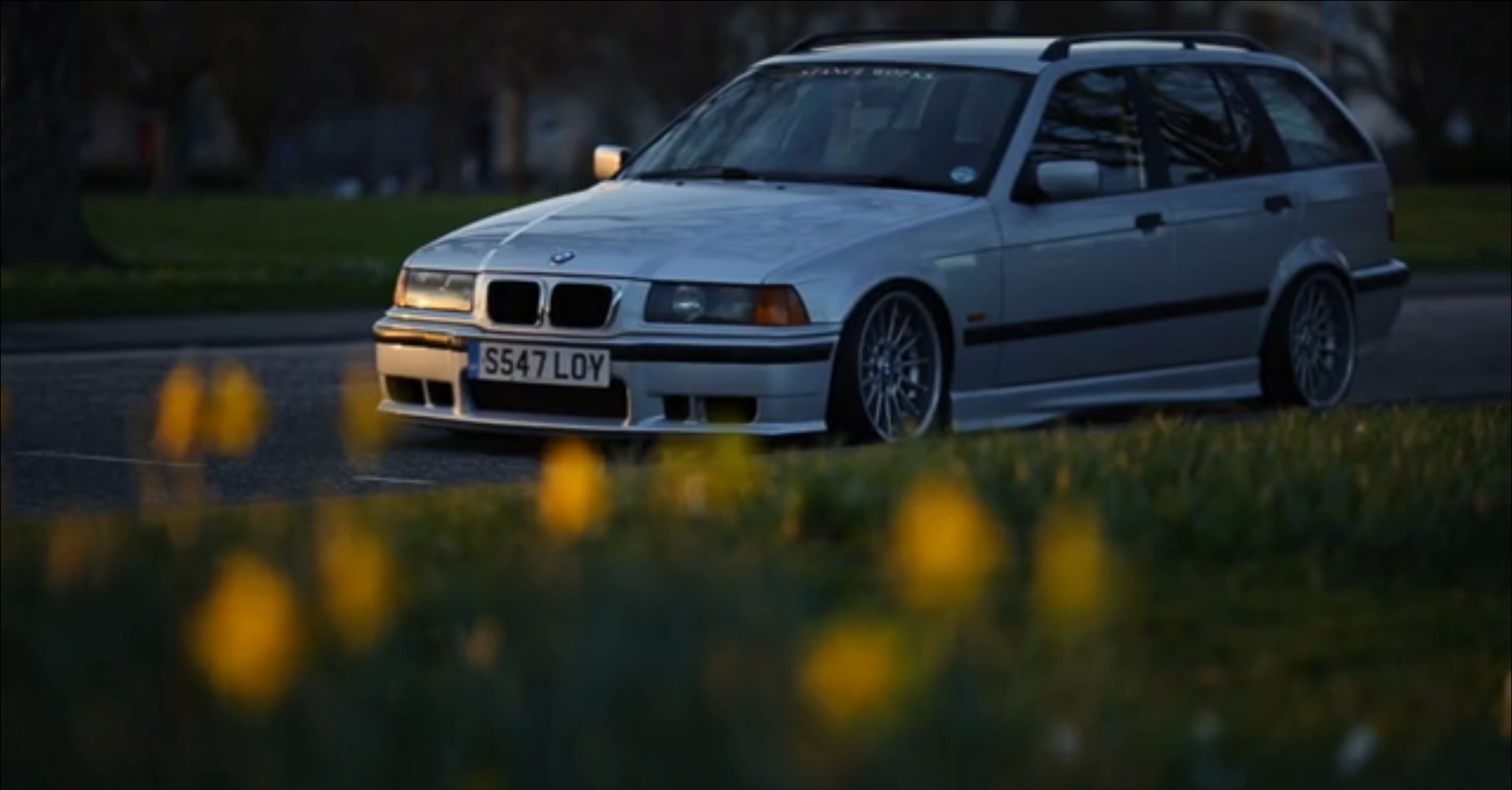 Fast And Furious Cars Wallpaper Let S Show Some Bmw E36 Touring Love Autoevolution