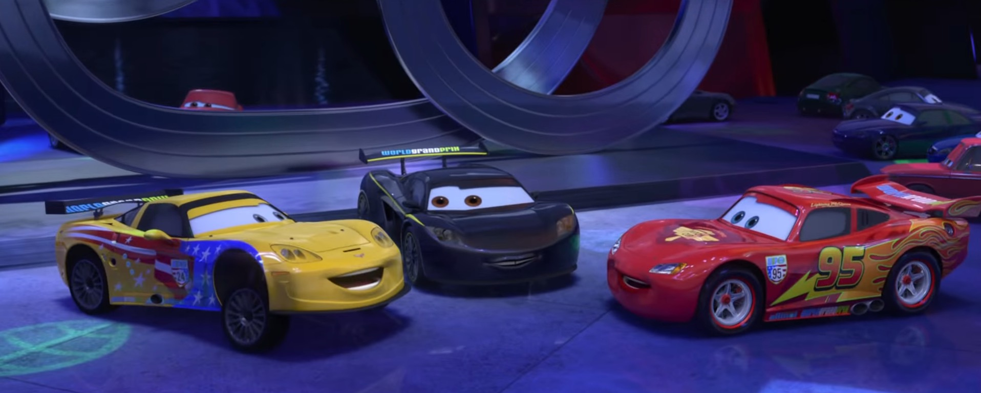 Cars Pixar Lewis Hamilton Lewis Hamilton Will Be A Voice In Cars 3 Autoevolution