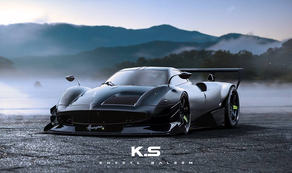 Fast And Furious Cars Hd Wallpapers Pagani Huayra R Rendering Is A Terrifyingly Fast Taste Of