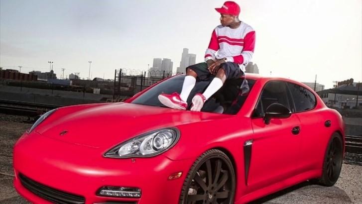 Cars 2 Live Wallpaper Rapper Yg Gets His Porsche Panamera Ready For Dub Magazine