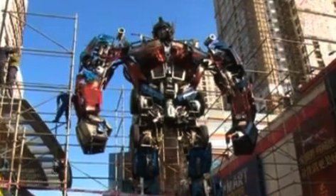 Pagani Zonda Car Wallpaper Real Life Optimus Prime Lives In China Autoevolution