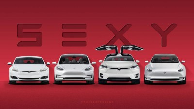 Tesla Model Y to Complete Elon Musk's S3XY Lineup in 2019 - autoevolution