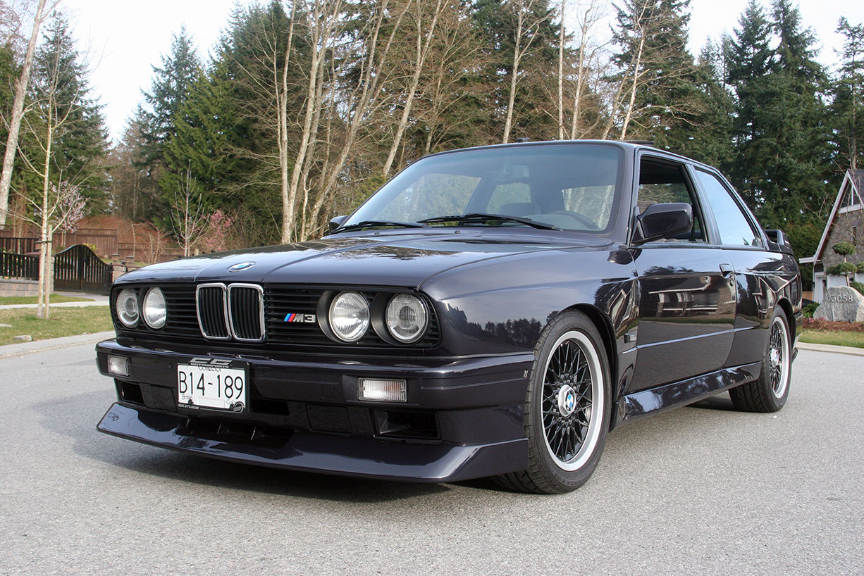 Bmw M5 Girl Wallpaper This Rare 1988 Bmw E30 M3 Evo Ii Costs 100 000