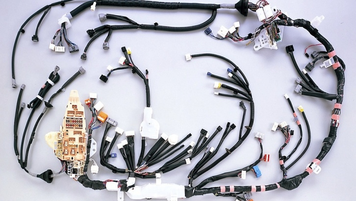 Toyota Developing World-First Vehicle Wiring Harnesses Recycling