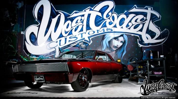 Camaro Car Wallpaper West Coast Customs To Miss 2012 Sema Autoevolution