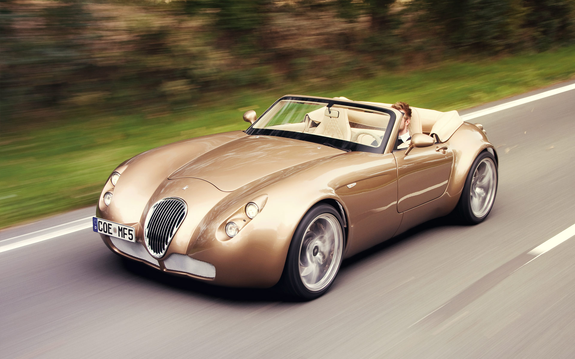 Retro Car Home Wallpaper Wiesmann Bought By British Investors To Restart